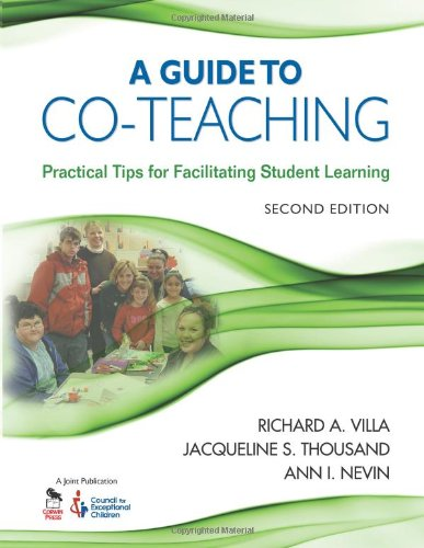 Download A Guide to Co-Teaching: Practical Tips for Facilitating Student Learning (Joint Publication) 1412960592