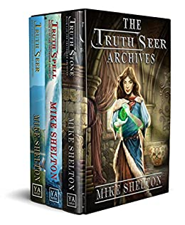 The TruthSeer Archives: Complete series by [Shelton, Mike]