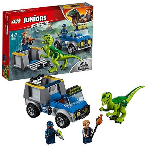 レゴ(LEGO)ジュニア ラプター救助トラック 10757
