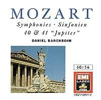 "Symphonies 40 & 41 "" Jupiter """