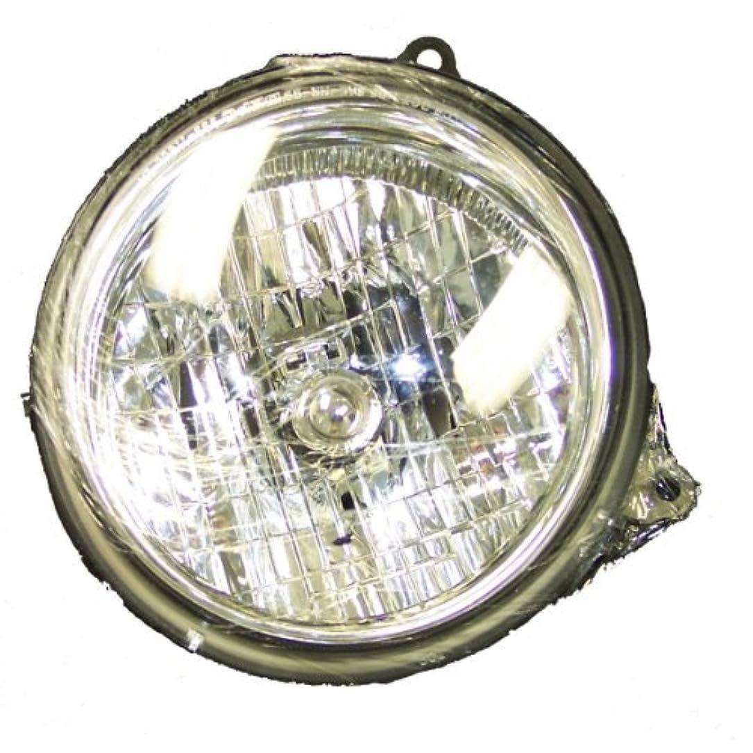 ベアリング感情の自動車Omix-ADA 12402.13左ヘッドライト、05-07ジープリバティKJ