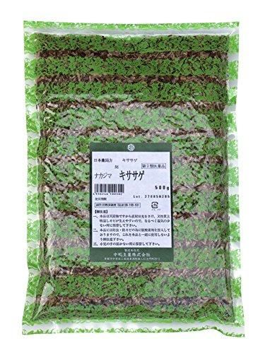 【第2類医薬品】ナカジマ キササゲ 500g