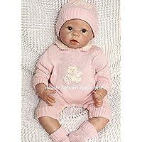 nicola リボーンドール reborn baby doll  抱き人形 ドールセラピー