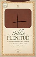 Biblia Plenitud / Spirit-Filled Bible: Reina Valera 1960, terracota, estudio