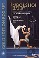 Bolshoi Ballet Gold Edition Box Set [DVD] [Import]