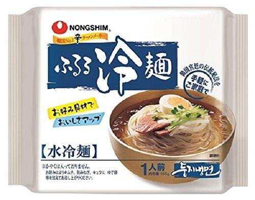 農心 ふるる冷麺 水冷麺 155g×10個