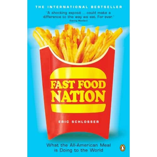 fast food nation 19 essay The dark side of fast food: why does it make you sick / fat / tired / taste so good (2001) - duration: 1:06:51 the film archives 1,234,452 views.