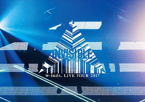 "w-inds. LIVE TOUR 2017 ""INVISIBLE""初回盤DVD"