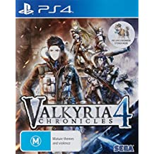 Valkyria Chronicles 4 Legendary Edition (PlayStation 4)