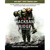 Hacksaw Ridge [Blu-ray + DVD + Digital HD] - Imported