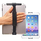 WiLLBee CLIPON 2 7~11インチ (黒) タブレット ハンド バンド ホルダー リング iPad Pro 10.5 9.7 iPad Air mini アイ パッド エアー ミニ Xperia Tablet エクスペリア Galaxy Tab S3 S2 A E Pro Book 10.6 LG G Pad 4 3 2 Surface 3