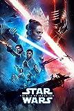 スターウォーズ エピソード9 スター・ウォーズ/スカイウォーカーの夜明け 約90cm×60cm シルク調生地のファブリック・アートポスター Star Wars: The Rise Of Skywalker Star Wars episode9 EP9