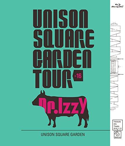 【早期購入特典あり】UNISON SQUARE GARDEN TOUR 2016 Dr.Izzy at Yokosuka Arts Theatre 2016.11.21(UNISON SQUARE GARDEN ポストカードSET (4枚1組) )[Blu-ray]