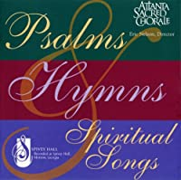 Psalmshymns& Spiritual Songs