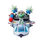 超合金 トイ・ストーリー 超合体 バズ・ザ・スペースレンジャー ロボ