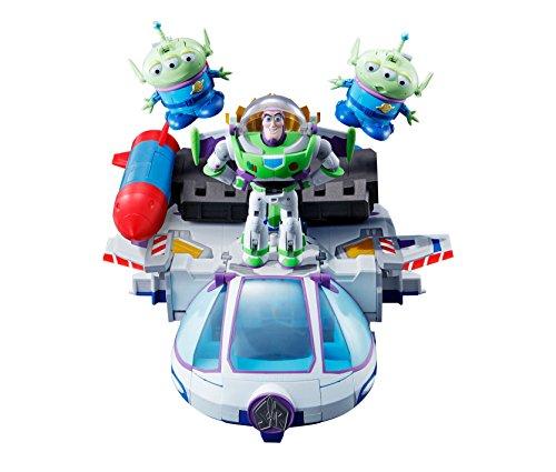 超合金 トイ・ストーリー 超合体 バズ・ザ・スペースレンジャー ロボ 約205mm ABS&ダイキャスト&PVC製 塗装済み可動フィギュアの詳細を見る
