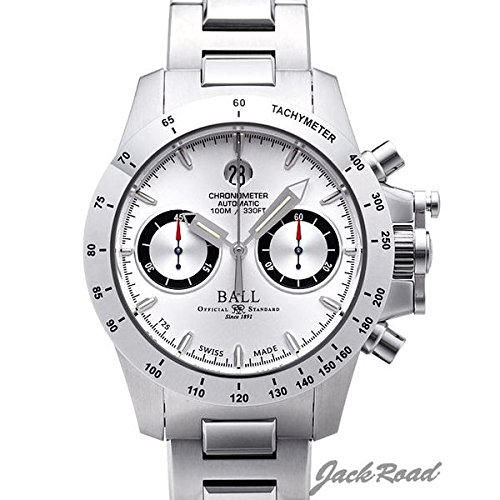 Ball Watch エンジニア ハイドロカーボン マグネイト クロノグラフ (Engineer Hydrocarbon Magnate Chronograph) [新品] / Ref.CM2098C-SCJ-SL [並行輸入品] [bw020]