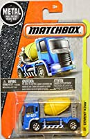 2017 Matchbox MBX Construction 38/125 - Cement King