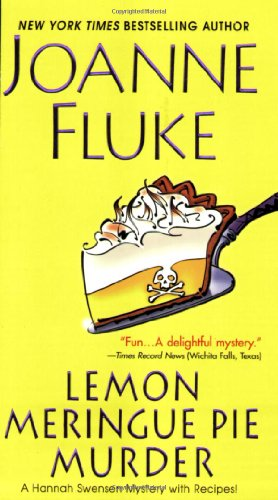 Lemon Meringue Pie Murder (Hannah Swensen Mysteries)の詳細を見る