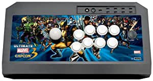 ULTIMATE MARVEL VS. CAPCOM3 対応スティック for PlayStation3