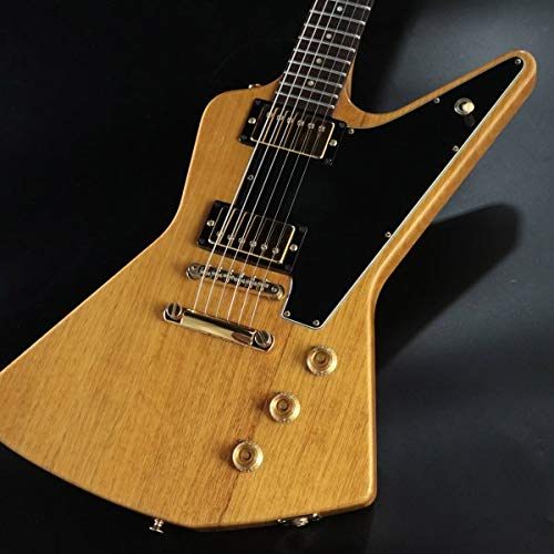 Orville by Gibson/Explorer Elbow Cut Natural