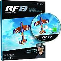 リアルフライト8 DVD(送信機なし) - RealFlight 8 R/C Simulator Software only
