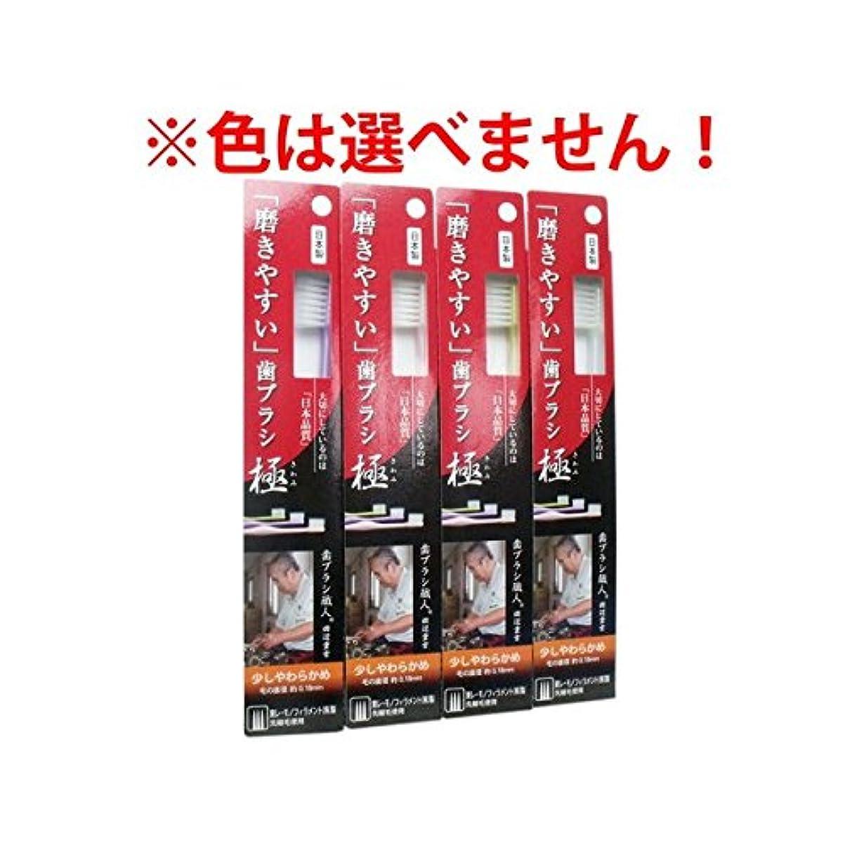 まつげ集団的大声でライフレンジ 磨きやすい歯ブラシ極 1P*12本入り LT-25(少しやわらかめ)