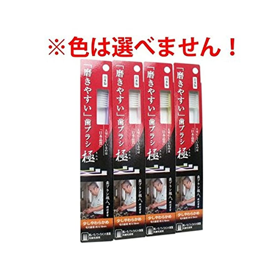 パレード勇敢な幅ライフレンジ 磨きやすい歯ブラシ極 1P*12本入り LT-25(少しやわらかめ)