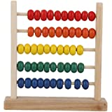 HOMYL Classic Wooden Kids/Children Beads Abacus Math Learing Educational Funny Toy