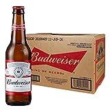 バドワイザー ビール 355ml瓶 [ ラガータイプ アメリカ 355ml×24本 ]
