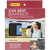 Car Front Seat Barrier-Grey (並行輸入品)