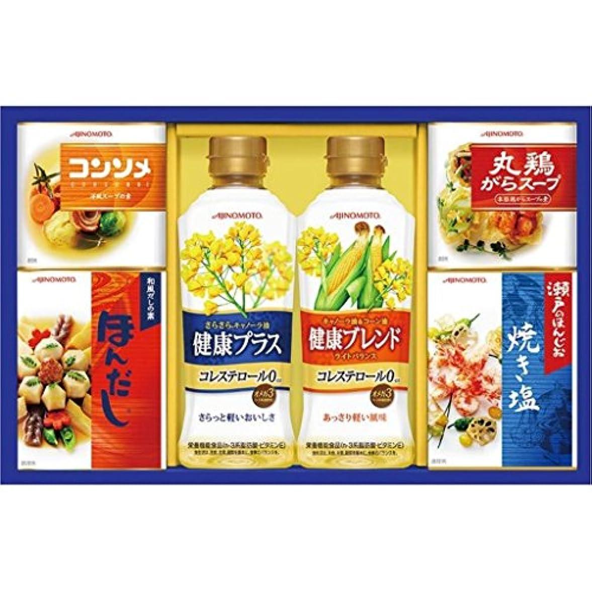 電池染色競う味の素 バラエティ調味料ギフト LAK-25C 17-0510-043