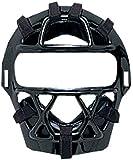 ZETT(ゼット) ソフトボール用 キャッチャーマスク ブラック BL109