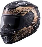 ナンカイ(NANKAI) ZEUS ジャスティス フルフェイスヘルメット(インナーバイザー装備) (M) NAZ104M