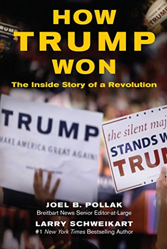 How Trump Won: The Inside Story of a Revolution (English Edition)の詳細を見る