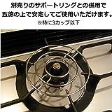 ビアレッティ 直火式 モカエキスプレス 3カップ 画像