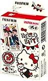 FUJIFILM インスタントカメラ チェキ用フィルム 10枚入 絵柄 (ハローキティ40周年記念) INSTAX MINI 40THKIT1