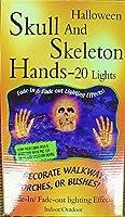 Darice 6202-65 Skull N Hands 20 LT Set [並行輸入品]