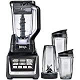 Nutri Ninja BL642ANZMN Nutrient Extractor Processor, Black and Chrome