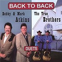 Back to Back-Duets-Bluegrass Gospel