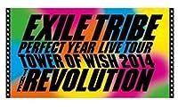 EXILE perfect year REVOLUTION ビーチタオル バスタオル 三代目 JSB ライブ