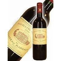 パヴィヨン・ルージュ・デュ・シャトー・マルゴー [1999] 【750ml】Pavillon Rouge du Chateau Margaux