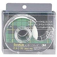 == まとめ == スリーエム/スコッチ/メンディングテープ/小巻 / - 1.8cm×30m - ディスペンサー付 - ×10セット -