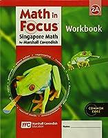 Math in Focus: Singapore Math: Student Workbook, Book a Grade 2A