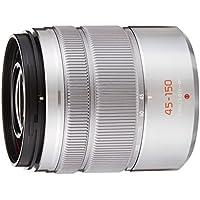 Panasonic 望遠ズームレンズ マイクロフォーサーズ用 ルミックス G VARIO 45-150mm/F4.0-5.6 ASPH. /MEGA O.I.S. シルバー H-FS45150-S