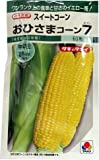 【種子】 スイートコーン おひさまコーン7 タキイのタネ