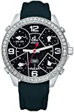 [ジェイコブ]JACOB&Co. 腕時計 ファイブタイムゾーン JC-29D クォーツ メンズ  [並行輸入品]