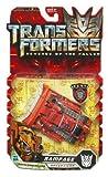 トランスフォーマー ムービー リベンジ NEST ランページ (レッドver) Transformers Movie ROTF RAMPAGE 海外限定