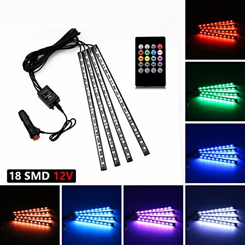 [ファイン・ショップ]車内LEDテープライト 5050 RG...
