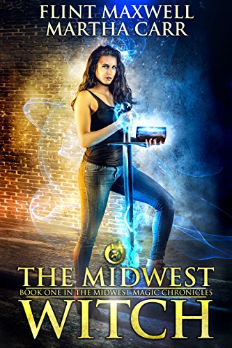 The Midwest Witch: The Revelations of Oriceran (Midwest Magic Chronicles Book 1) (English Edition)